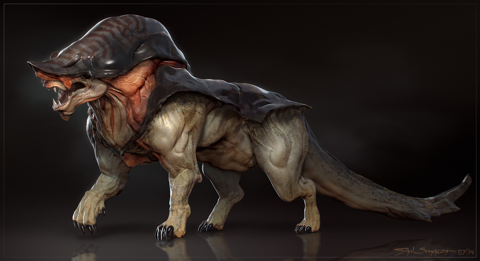 Armored Beast
