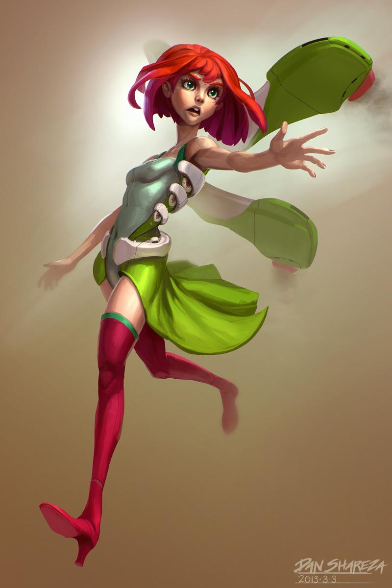 Cartoon Style - Character 3