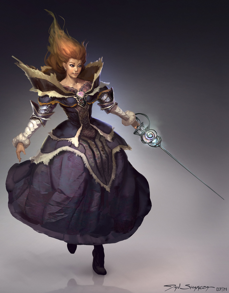 Witch Fencer